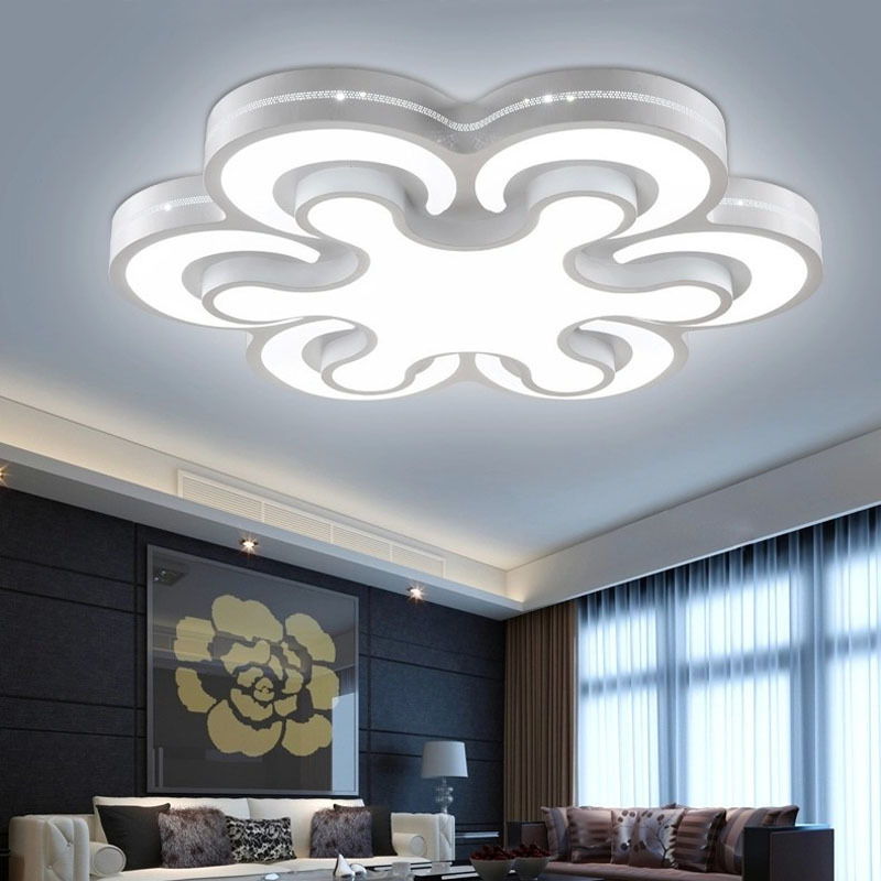 lights for bedroom in ceiling