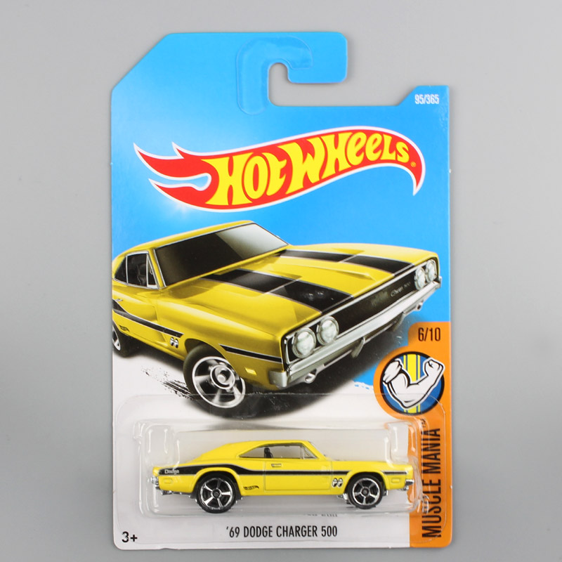 2017 Children Scale hotwheels metal diecast muscle car vehicle Dodge Charger toys models racing auto pontiac gifts for kids baby(China (Mainland))