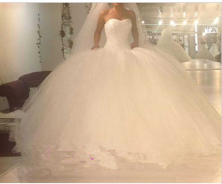 Huge Ball Gowns