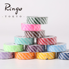 Buy Japan Imports MT Japanese Paper Tape Twill Stripe Series 5PCS 2016 for $19.28 in AliExpress store