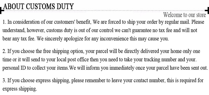 About Customs Duty