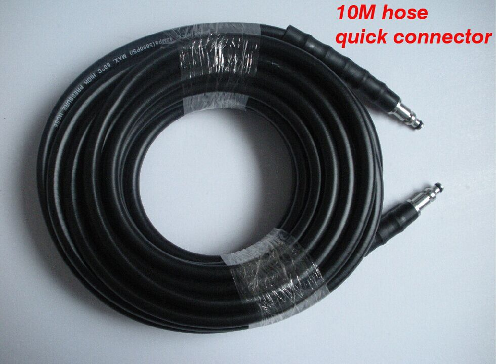 connector car washer hose high pressure water hose 40Mpa-in Car Washer