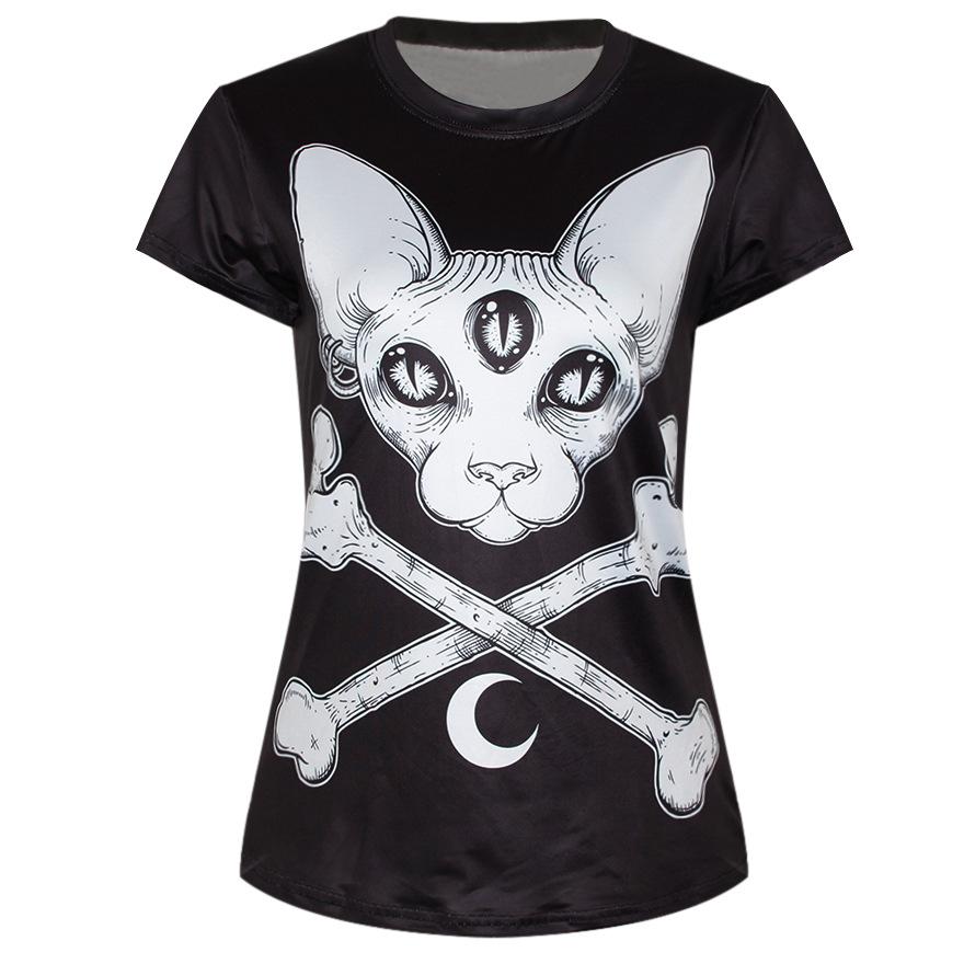 Zwarte Shirts Bedrukken 28