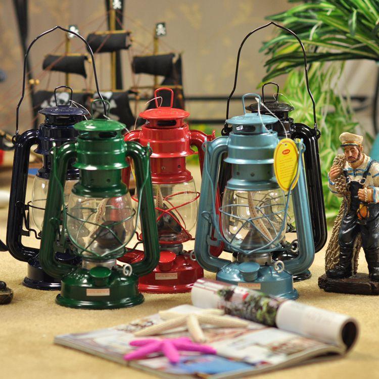 Zakka Iron Candlestick/Candle Holder/kerosene Alcohol lamps/retro portable lantern/Novelty Lighting/holiday gift/Home decoration(China (Mainland))