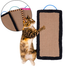Cat Kitten Corrugated Scratching Board Pad Scratcher Bed Mat Claws Care Interactive Toy For Pet Cat Training Cat Toy(China (Mainland))