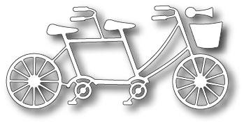 Memory Box Double bicycle sizzix big shot sizzix die cuts METAL STEEL STENCILS SCRAPBOOKING metal cutting dies scrapbooking<br><br>Aliexpress
