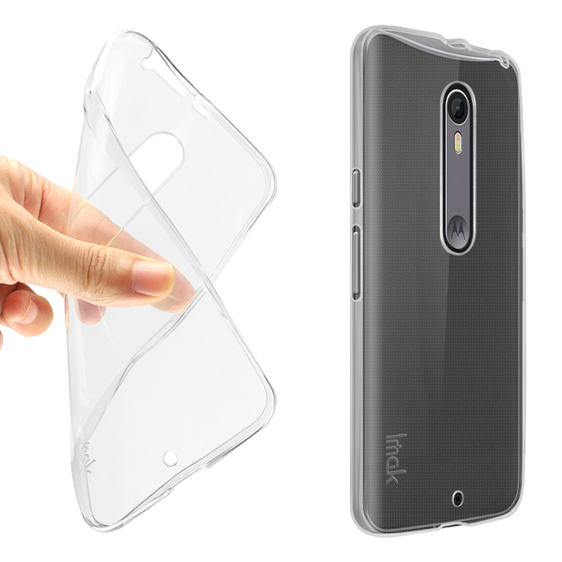 flexishield motorola moto x pure edition gel case 100% clear and