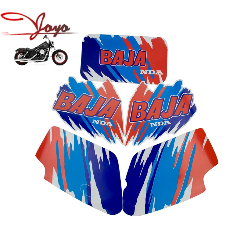 Brand New Motorcycle Complete Graphic Kit Dirt Bike Sticker Decal For XR Baja 250<br><br>Aliexpress