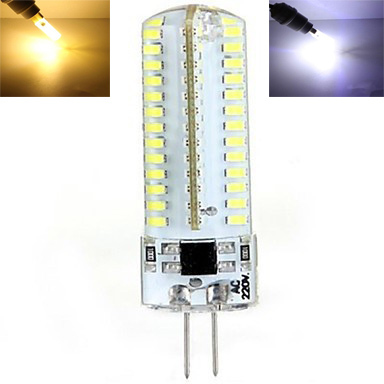 2PCS G4 9W Corn Bulb 104 Leds 3014 220-240V Chip SMD LED  Silicon Crystal Lamp Light Free shipping<br><br>Aliexpress