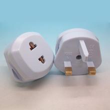 Universal EU UK US AC Power Adapter Converter Wall Charger Plug Socket White/Black - Jeff Chen store