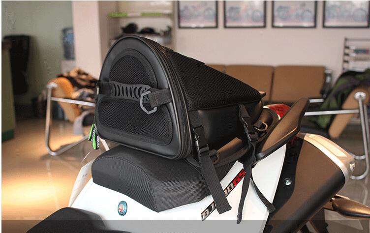 high-quality 30*25*20cm Multi purpose waterproof motorcycle bag motorcycle tail bag motorcycle tail box free shipping(China (Mainland))