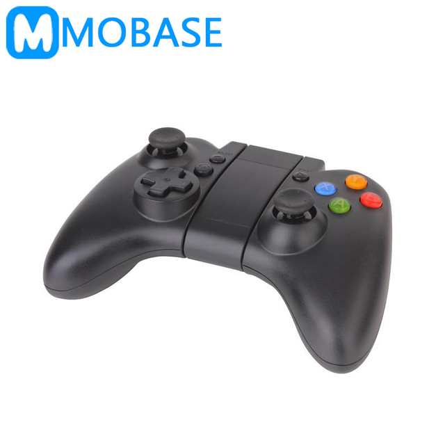 G910 Plus Wireless Bluetooth Game Controller Gamepad Joystick for Android / iOS Cell Phone Tablet PC Mini PC Laptop TV BOX