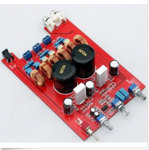 TPA3116 2.1 Class D AMP Amplifier Assembled Board 2x50W + 100W