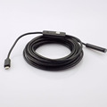 7mm 5M Micro USB Android Endoscope Camera Snake Tube Pipe Inspection Camera Waterproof OTG Android USB