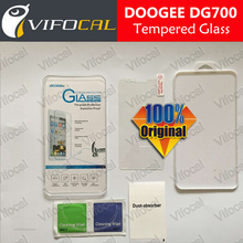 DOOGEE DG700 tempered glass 100% Original Screen Protector Film Accessory For TITANS2 Cell Phone + Free shipping + In Stock