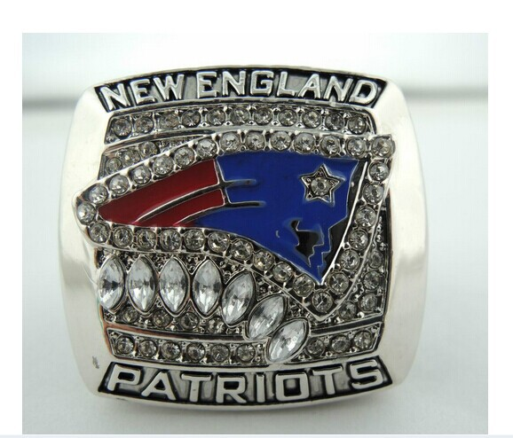 Replica 2011 New England Patriots AFC Super Bowl Championship Ring men gift. - Jewelry Gift manufacturer store