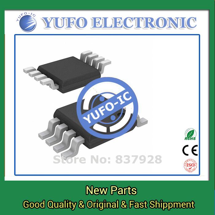 Free Shipping 10PCS MIC7122YMM TR genuine authentic [IC OPAMP GP 420KHZ RRO 8MSOP]  (YF1115D)