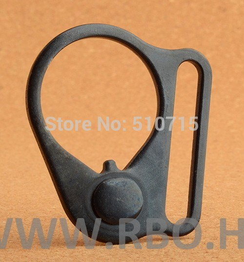 RBO Tactical Gun sling Swivels AR15 M4 Sling adaptor RBO M2561(China (Mainland))