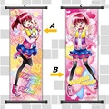 33X95CM HappinessCharge PreCure Megumi Aino Cure Lovely Anime Cartoon scroll wall picture mural poster art cloth