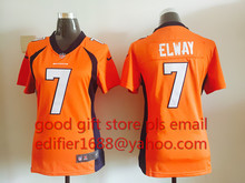 100% stitched women Denver Broncos ladies 94 DeMarcus Ware 7 John Elway 58 Von Miller 88 Demaryius Thomas 30 Anthony Davis(China (Mainland))