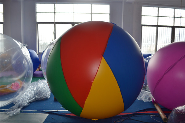 0.18mm Thickness PVC 2M Colorful Advertising Product Promotional Product Sky PVC Helium Balloon(China (Mainland))
