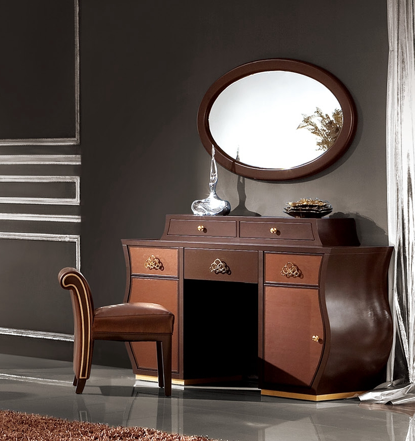 Italian design home furniture bedroom furniture dressing table with ...
