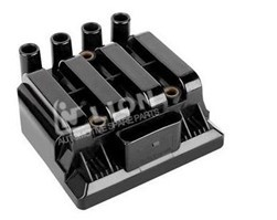 Free Shipping Car Ignition Coil Plug Pack For Vw Golf Oem 06a905097 06a905104 Uf484 Car Replacement