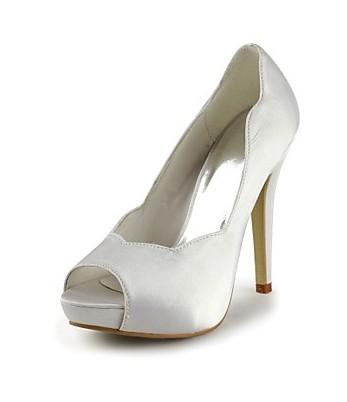 Hot fashion shoes wedding bridal prom satin bow 11CM heels fish head Miss Gao Genxie 1712 order(China (Mainland))