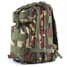 Men Outdoor mochila tactical Canvas sports travel Military Tactical Backpacks Schoolbag rucksacks Hiking Camping Camouflage Bag