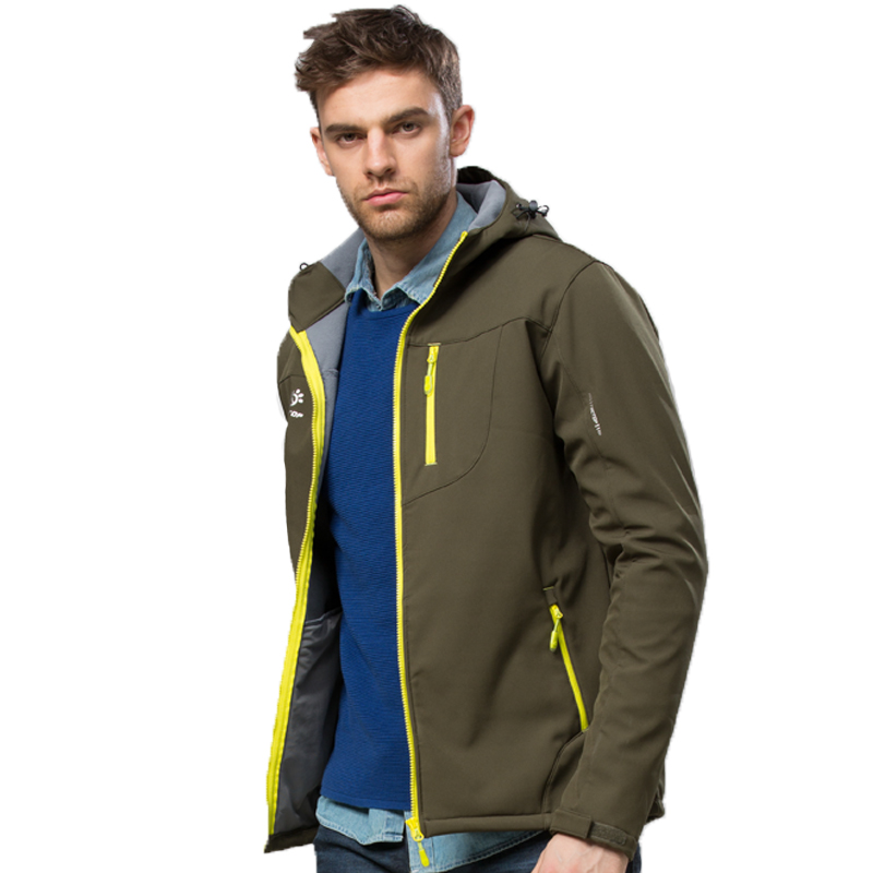 Mens Waterproof Jacket With Hood Jacket To