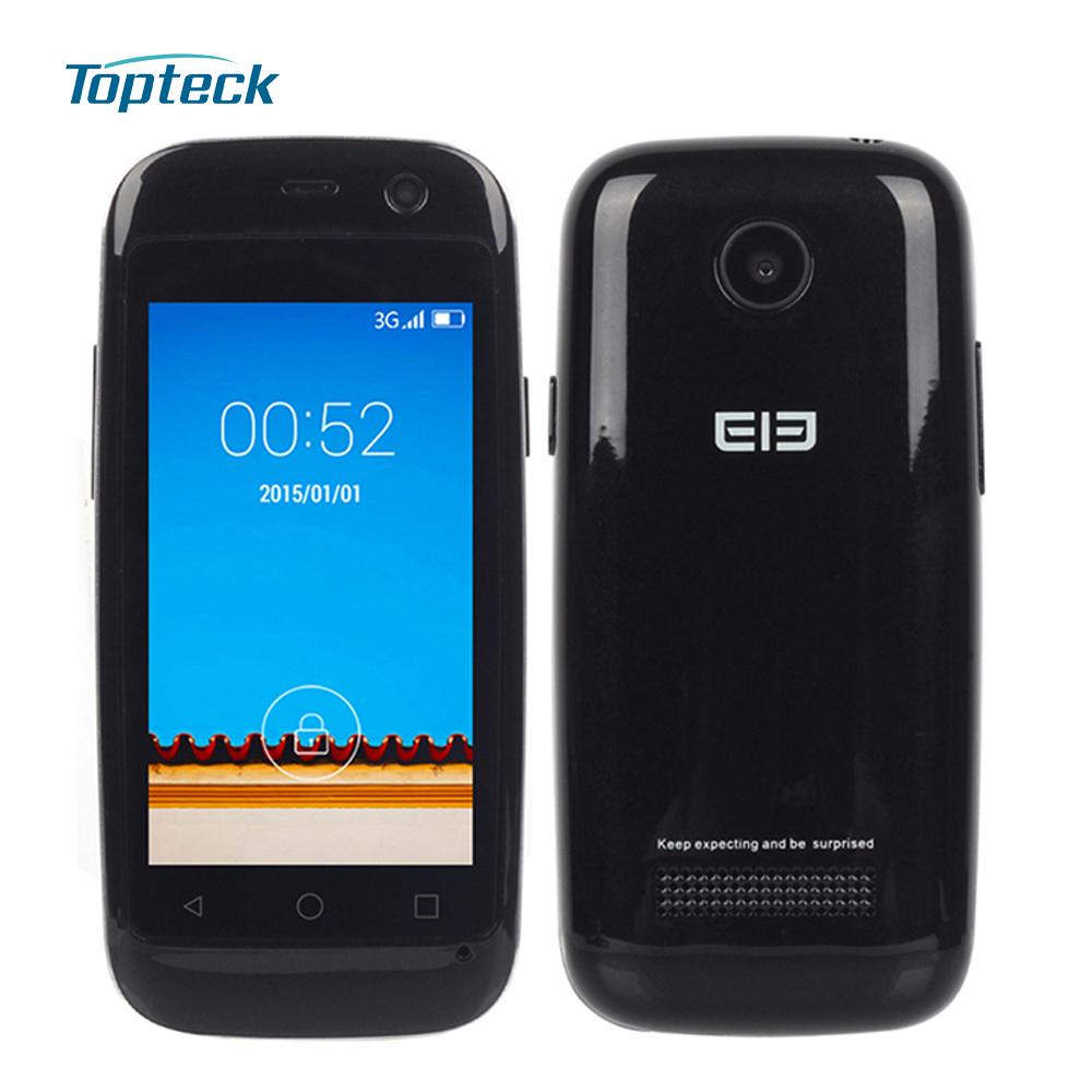 "Original Elephone Q 3G WCDMA 2.45"" Smartphone Android v4.4.2 Dual Core MTK6572 512MB + 4GB 2MP Dual Camera GPS WiFi Mobile Phone(China (Mainland))"