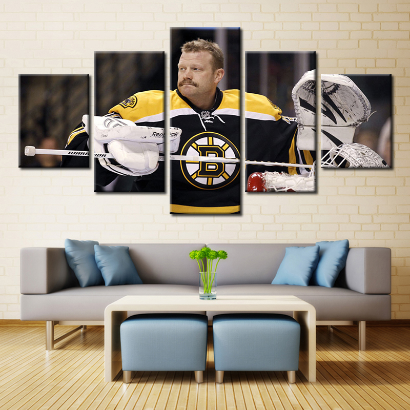 5 Panel Jersey NFL Reebook Modular Picture Modern Home Wall Decor Art HD Print Painting Canvas Wall Picture For Home Decoration(China (Mainland))