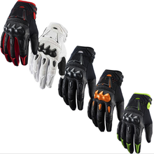 New Carbon bomber motocross gloves BMX ATV MTB MX Off Road cross fox glove Dirt bike Cycling bicycle Motorcycle racing gloves(China (Mainland))