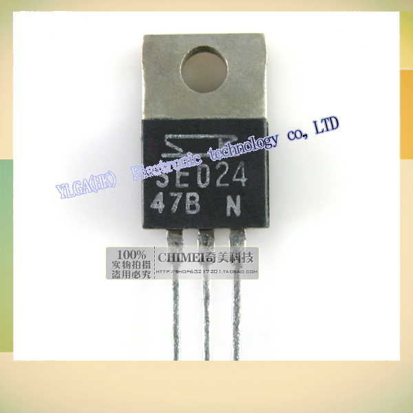 Original SE024 disassemble three-terminal regulator transistor electronic components 3C digital accessoriesFree shipping(China (Mainland))