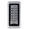 SIB Waterproof Metal Case Keypad RFID Access Control System Proximity Card Standalone 2000 Users for Outdoor
