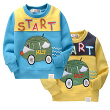 In Stock Best Quality Pretty Price New Arrivals Free Shipping 100% cotton boy's spring and autumn long-sleeve outerwear (China (Mainland))