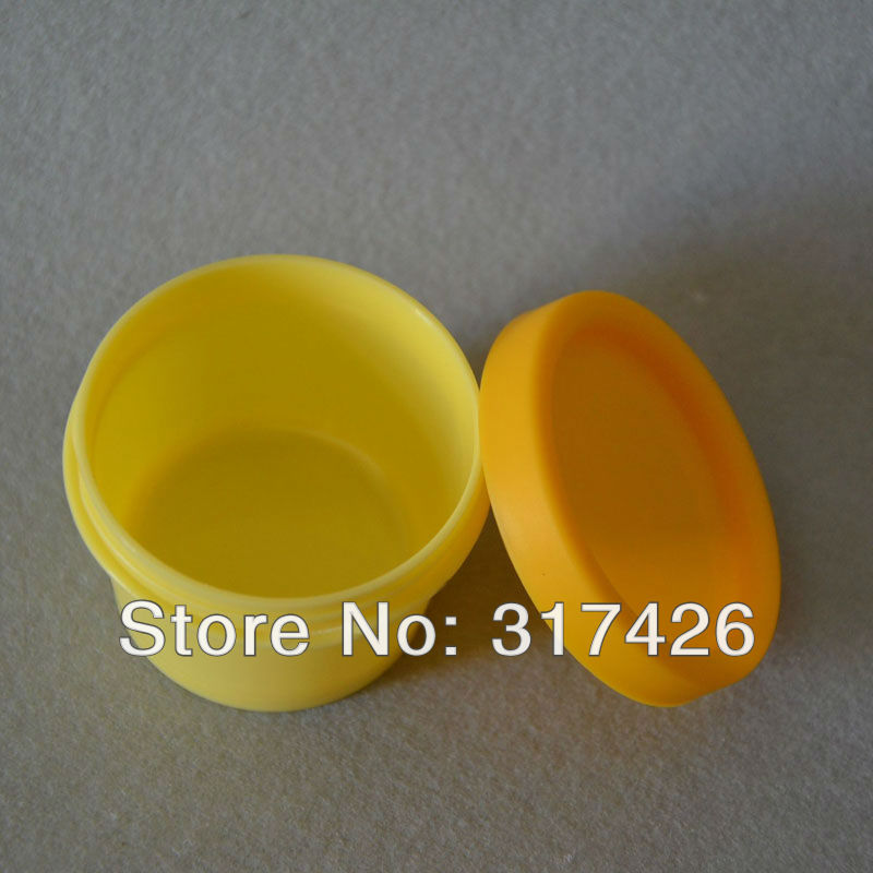 50g Plastic cream jar, cosmetic packaging, plastic bottle,PP jar,cream bottle case(China (Mainland))