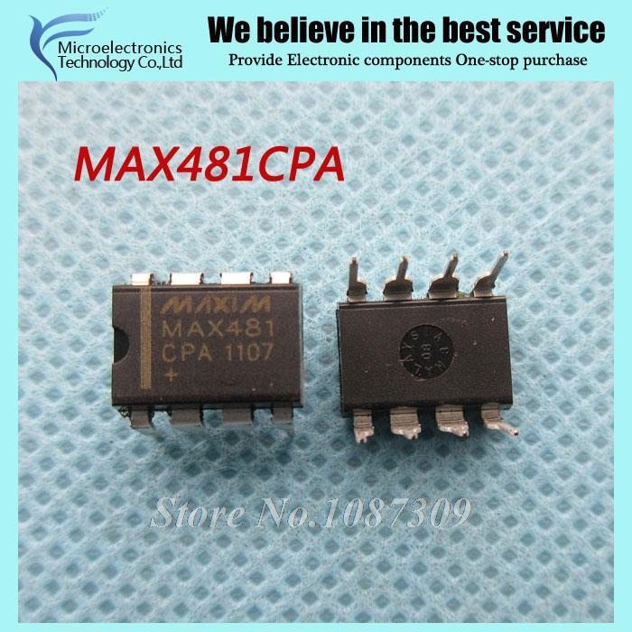 10pcs free shipping MAX485EPA MAX485 DIP-8 RS-422/RS-485 Interface IC RS-485/RS-422 Transceiver new original(China (Mainland))