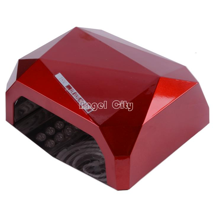 UV Gel Nail Art Lamp Dryer Manicure Light Shellac Curing Timer Gel