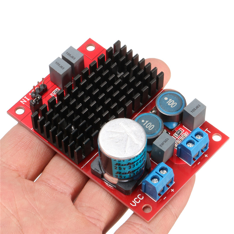 New Arrival DC 12V-24V TPA3116 Mono Channel Digital Power Audio Amplifier Board BTL Out 100W(China (Mainland))