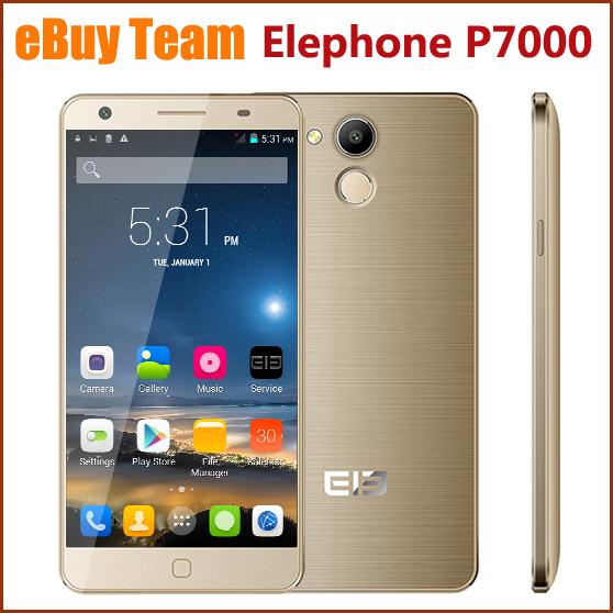 Мобильный телефон Elephone P7000 4G 3 GB + 16 GB Octa 5,5' FHD 1920 x 1080 4.4 13 OTG 2