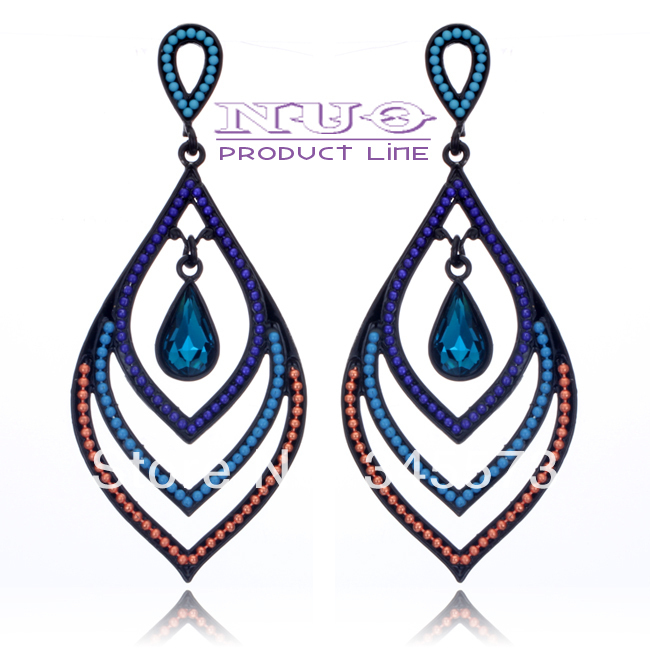 Original Earrings For Women 2013 Wholesale Min Order 20Mix Order Vintage