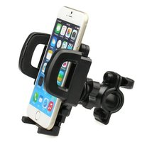 2015 high quality Universal Bike Bicycle Motorcycle Cell Phone Holder Mount Stand for Iphone 4S 5S 6 For Samsung Phone Holder