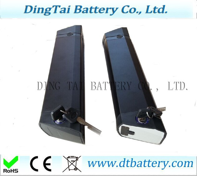 manufacturer 36v 11.6ah electric bike lithium battery by sams ung 18650 29e cells with charger(China (Mainland))