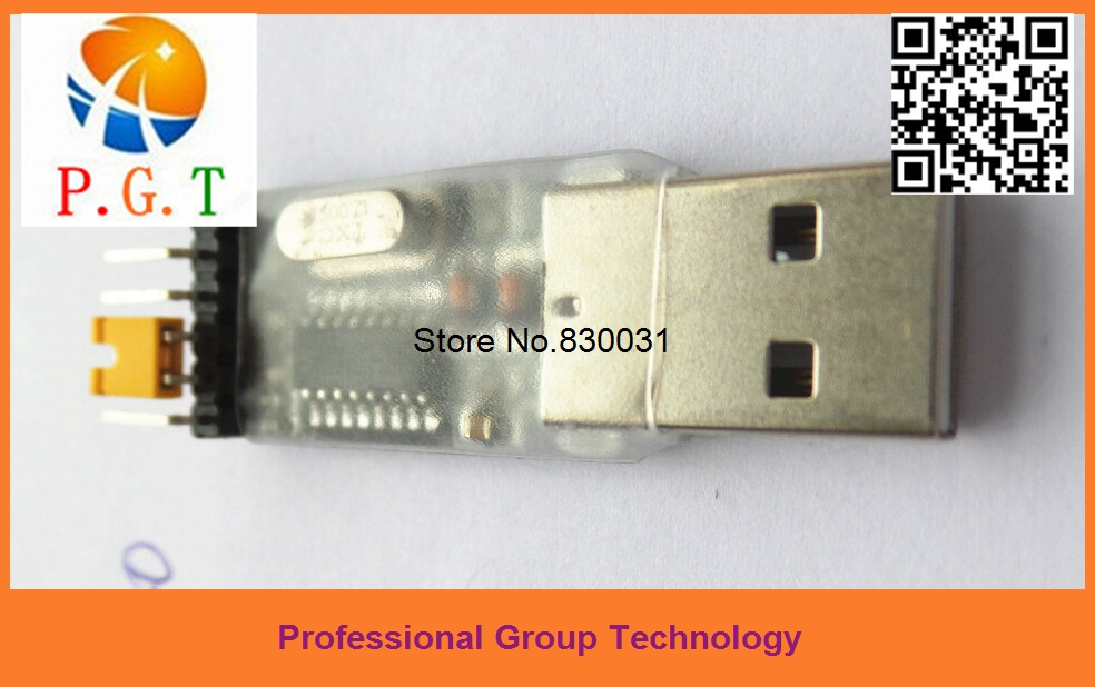 1Pcs free shipping USB to TTL converter UART CH340G CH340 3.3V 5V switch replace of CP2102 PL2303 module(China (Mainland))