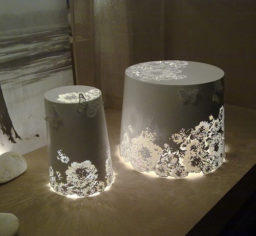 Butterfly Table Lamps Butterfly Table Lamp Dia