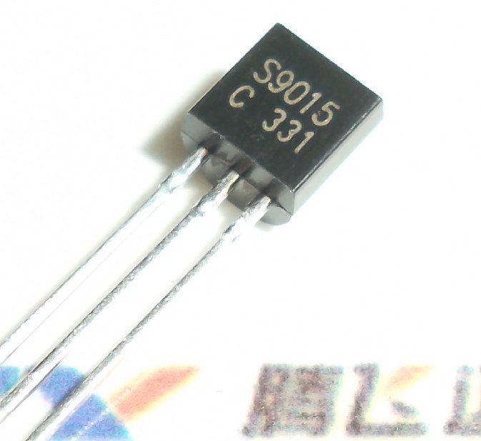 Electronic components Daquan S9015 TO-92 small power transistor 10 line --TFXDZ(China (Mainland))