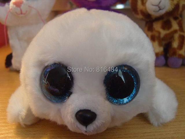 Коллекция шапочки большие глаза вещи куклы игрушки 6 дюйм(ов) белый уплотнение ледяной