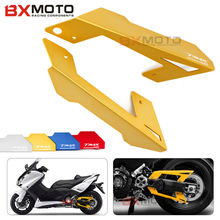 For Yamaha Motorcycle Tmax 530 2012 2013 2014 2015 Belt Guard Cover Protector China Motorcycle Spare Parts Gold New Arrival(China (Mainland))