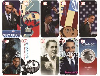 New skin design Barack Obama case hard back cover for iphone 5 5th bulk 10PCS/lot case+free shipping